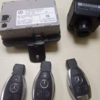 Изготовление ключей для Mrecedesa GL 2011 года при полной утере. Программирование автомобильных ключей в Краснодаре.
