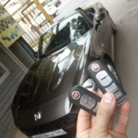 Изготовление автомобильного ключа для Fiat 124 Spider.
