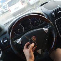 Изготовление чип ключа для Porsche Cayenne, потеряли все ключи так как во время не сделали копию ключа, и были вынуждены делать новые ключи к этой машине.