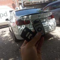 Программирование автомобильного ключа для BMW F30.