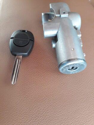 ключ по замку