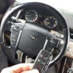 Восстановление утерянных ключей Land Rover SPORT