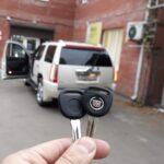 Изготовление ключа для Cadillac Escalade